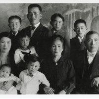 Takasugi Family Portrait, 1927