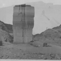 St. Francis Dam Post Disaster