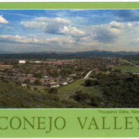 Conejo Valley Postcard
