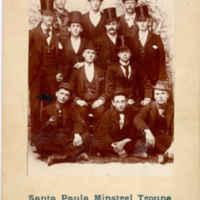 Santa Paula Minstrel Troupe