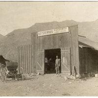 R. F. Stewart, Blacksmith and Horse Shoer