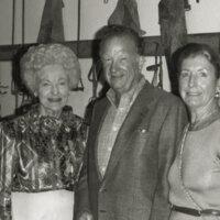 Kay Haley and Mr. and Mrs. Bob Lagomarsino