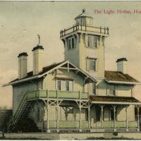 Hueneme Lighthouse Postcard