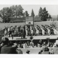 Oxnard High School Graduation, 1939