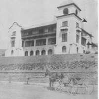 Bard Hospital, 1900