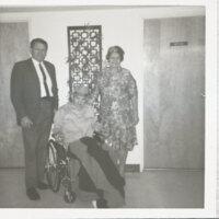 Anselmo Ruiz with Man and Woman