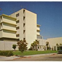 Ventura Community Memorial Postcard