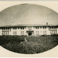 California School for Girls postcard