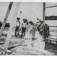 Group Photo, Water Well on Camarillo Ranch