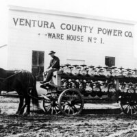 VC Power Co. Team and Wagon