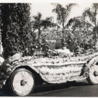 Decorated Car on Parade