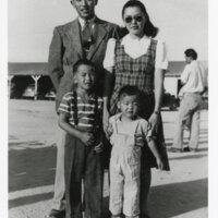 Otani Family Portrait, 1944