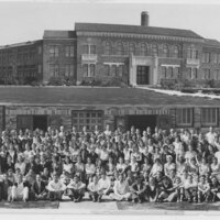 Ventura High School and Junior College Students and Faculty, 1932