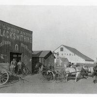 J. L. Fernandes Blacksmiths and Stable