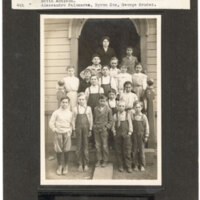 Del Norte Grammar School, 1913