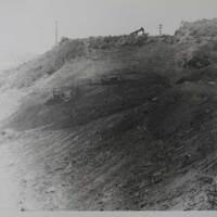 Hillside with Crawler Tractors