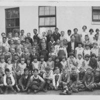 Student Body School Photo, Late 1920s
