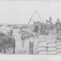 Mound Threshing Company