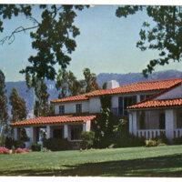 Ojai Valley Country Club postcard