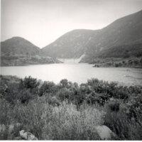Matilija Dam From Afar