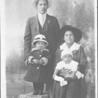 Rivas Family Portrait