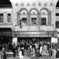 Ventura Theatre Opening