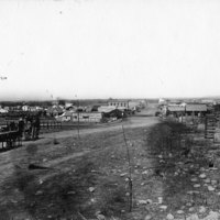 Main Street, Ventura, 1875