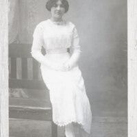 Lucy V. Ruiz at Graduation