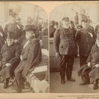President McKinley and Major Generals