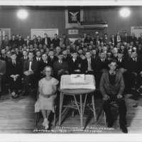 American Legion anniversary celebration
