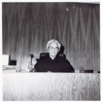 Judge Alice Magill
