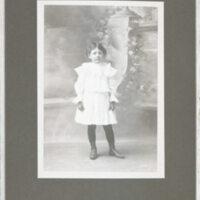 Lucy V. Ruiz - Age 6