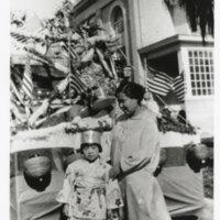 Kaniye Sensei and Masako Moriwaki
