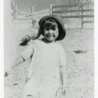 Rosa Vanegas, Child Portrait