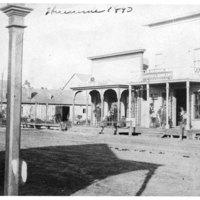 Hueneme in 1890
