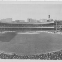Polo Grounds, New York, 1912 World Series