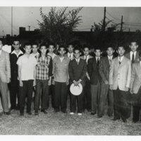 Gila River Relocation Center Draftees, 1944