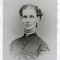 Mrs. A. J. Comstock portrait