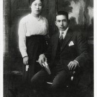 Tono Kenmotsu and Frank Takasugi