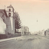 Main Street, Ventura, 1900