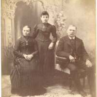 Mr. and Mrs. G. Maulhardt and Daughter