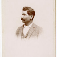 Thomas Ruiz, Bust Portrait