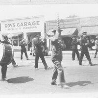 Banda Mexicana in Parade