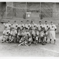 Ventura Police Boys' Club Baseball Team, 1949