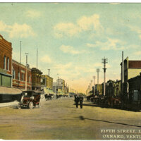 Fifth Street postcard