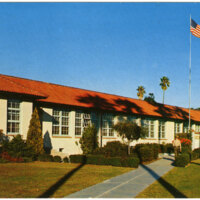 Oxnard City Hall Postcard