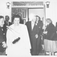 Wedding of Blanch Kohn