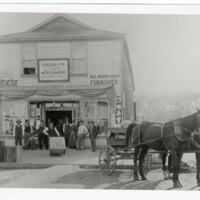 Asahi Market Circa 1910