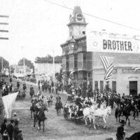President McKinley's Visit to Ventura