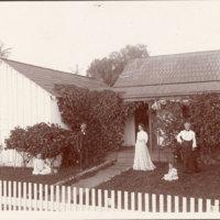 William Rinebanger Home and Family